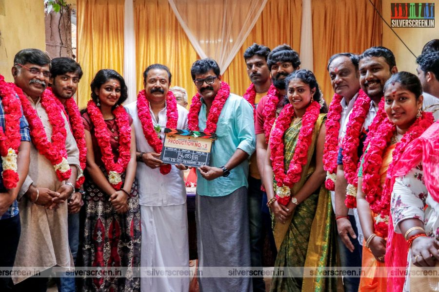 Bose Venkat At Rooby Films Production No.3 Movie Launch