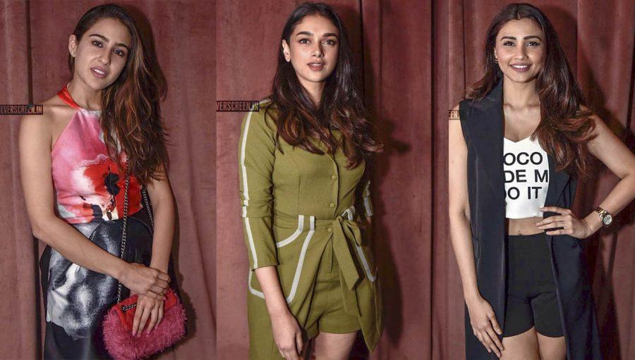 Celebrities At Namrata Purohit's Song Launch