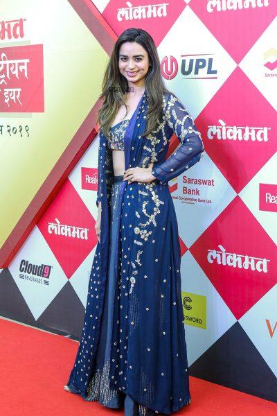 Celebrities At Maharashtrian Of The Year Awards 2019