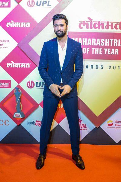 Vicky Kaushal At Maharashtrian Of The Year Awards 2019
