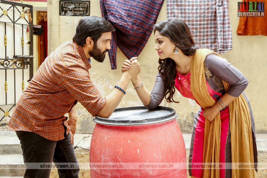 Dhilluku Dhuddu 2 Movie Stills Starring N Santhanam