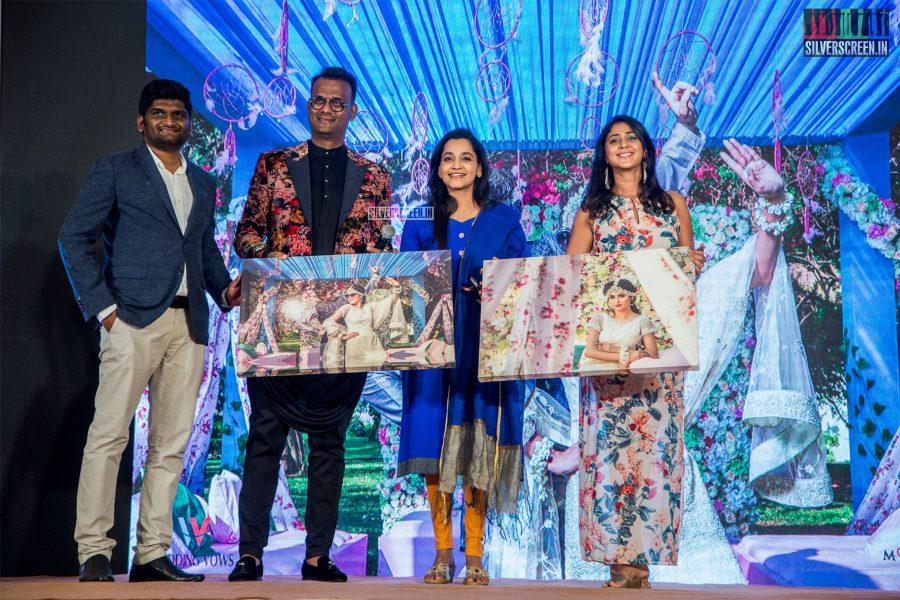 Kanika At Karthik Srinivasan Calendar Launch