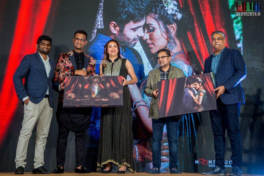 Celebrities At Karthik Srinivasan Calendar Launch