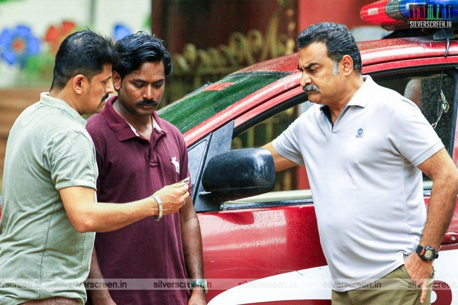 Gangs Of Madras Movie Stills Starrng Aadukalam Naren