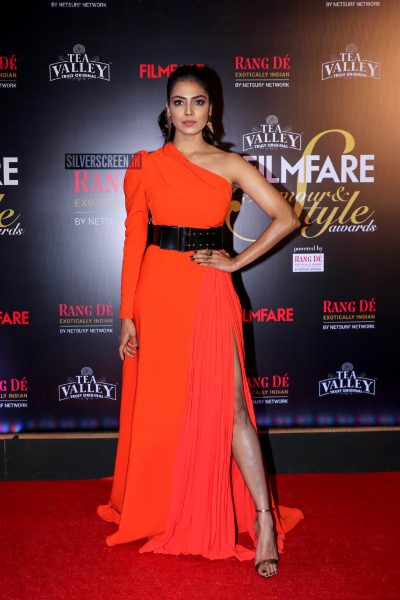 Malavika Mohanan At The Filmfare Glamour and Style Awards 2019