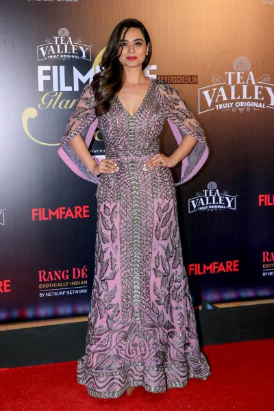 Soundarya Sharma At The Filmfare Glamour and Style Awards 2019