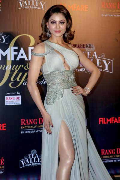 Urvashi Rautela At The Filmfare Glamour and Style Awards 2019