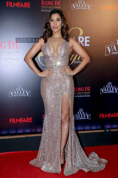 Sophie Choudry At The Filmfare Glamour and Style Awards 2019
