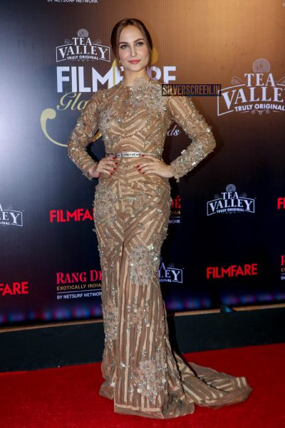 Elli Avram At The Filmfare Glamour and Style Awards 2019