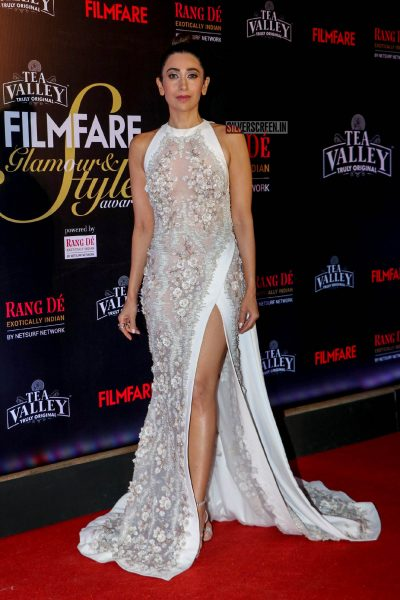 Karisma Kapoor At The Filmfare Glamour and Style Awards 2019