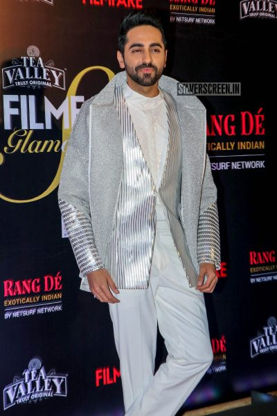 Ayushmann Khurrana At The Filmfare Glamour and Style Awards 2019