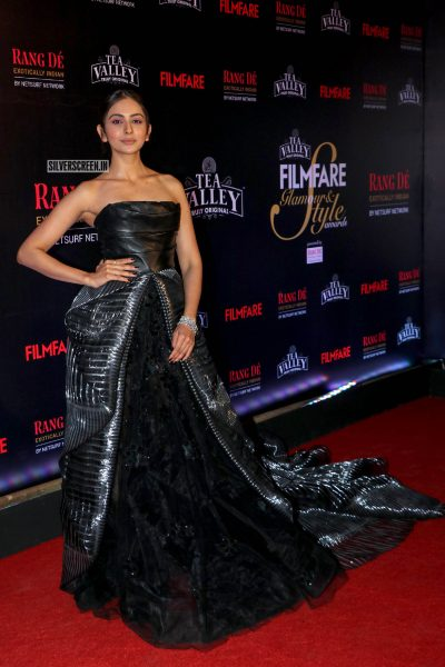 Rakul Preet Singh At The Filmfare Glamour and Style Awards 2019