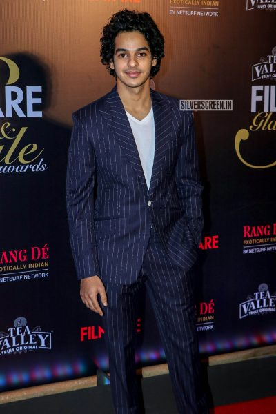 Ishaan Khattar At The Filmfare Glamour and Style Awards 2019