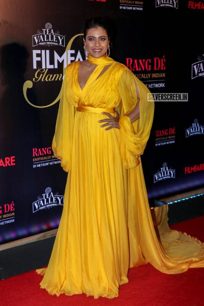Kajol At The Filmfare Glamour and Style Awards 2019