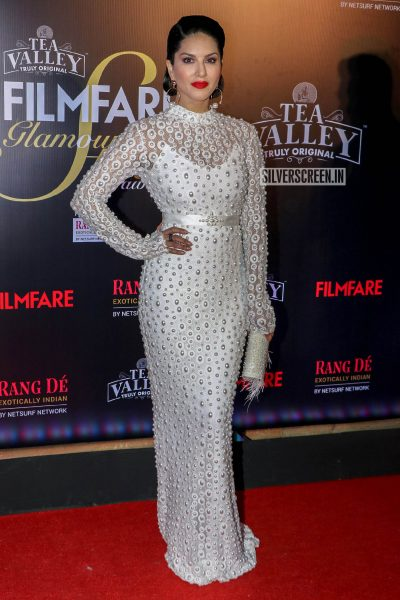 Sunny Leone At The Filmfare Glamour and Style Awards 2019