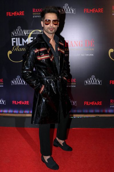 Shahid Kapoor At The Filmfare Glamour and Style Awards 2019