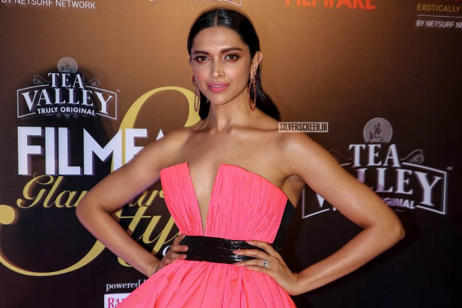 Deepika Padukone At The Filmfare Glamour and Style Awards 2019