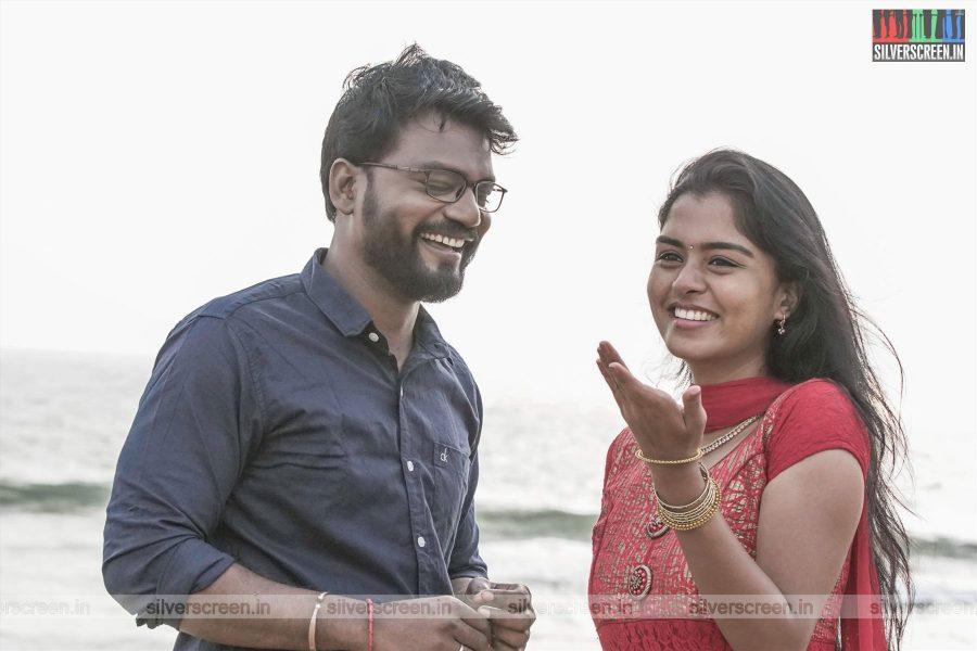 Kaathuvaakula Oru Kadhal Movie Stills