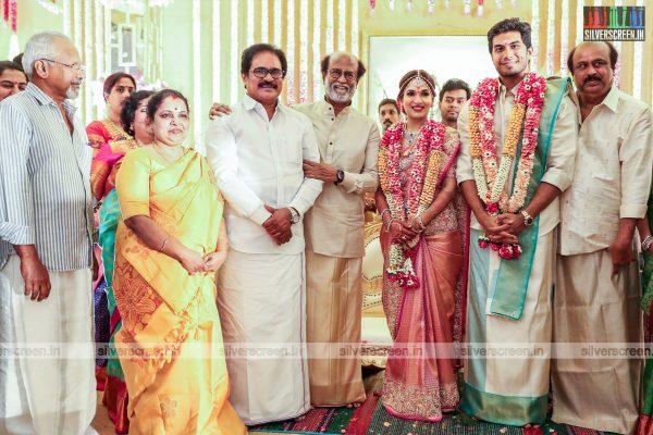 Thirunavakrasar At The Vishagan-Soundarya Wedding