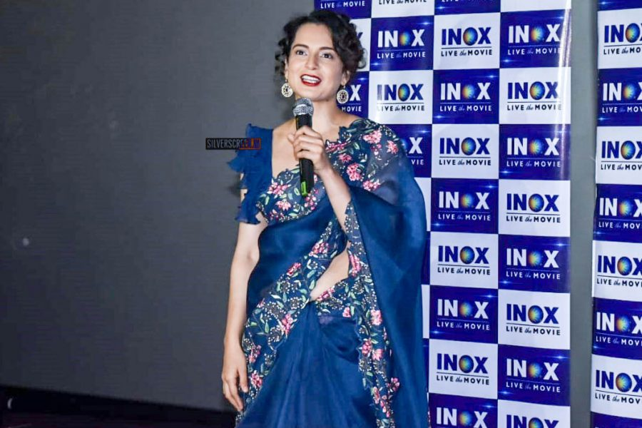Kangana Ranaut Promotes 'Manikarnika – The Queen of Jhansi'