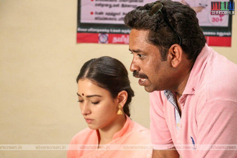 Kanne Kalaimaane Movie Stills Starring Tamannaah Bhatia
