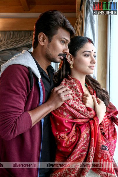 Kanne Kalaimaane Movie Stills Starring Tamannaah Bhatia, Udhayanidhi Stalin