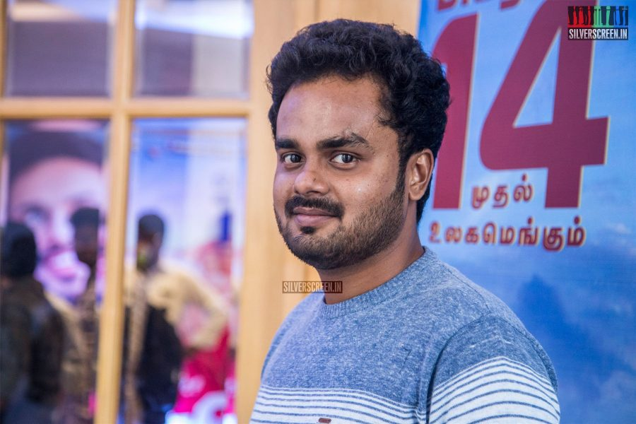 Rajath Ravishankar At The 'Dev' Press Meet