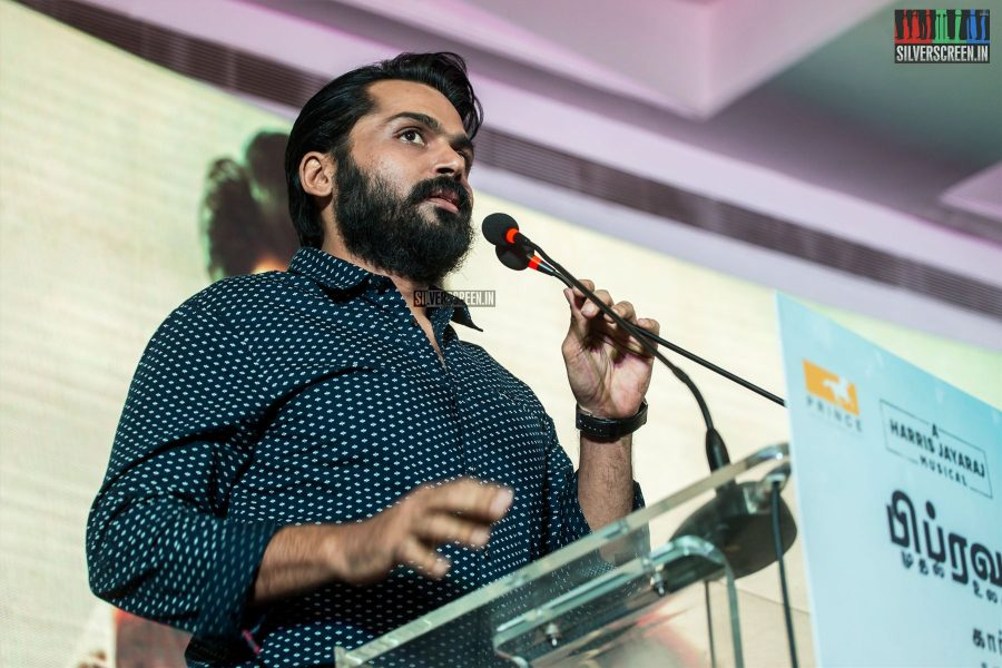 Karthi Sivakumar At The 'Dev' Press Meet