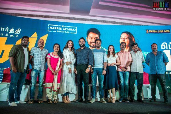 Dev Press Meet Photos