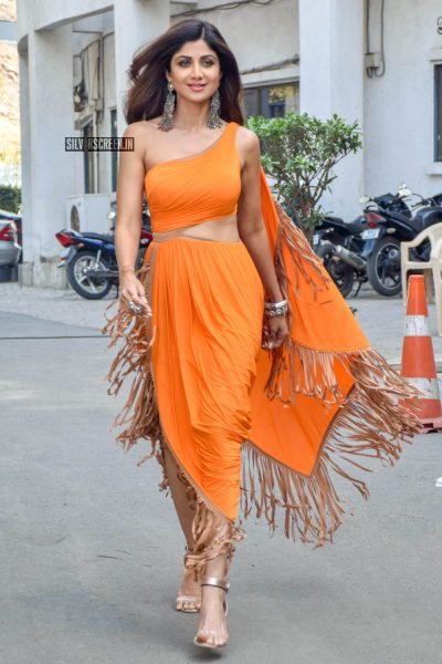 Shilpa Shetty Promotes 'Luka Chuppi' On The Sets Of Super Dancer Chapter 3