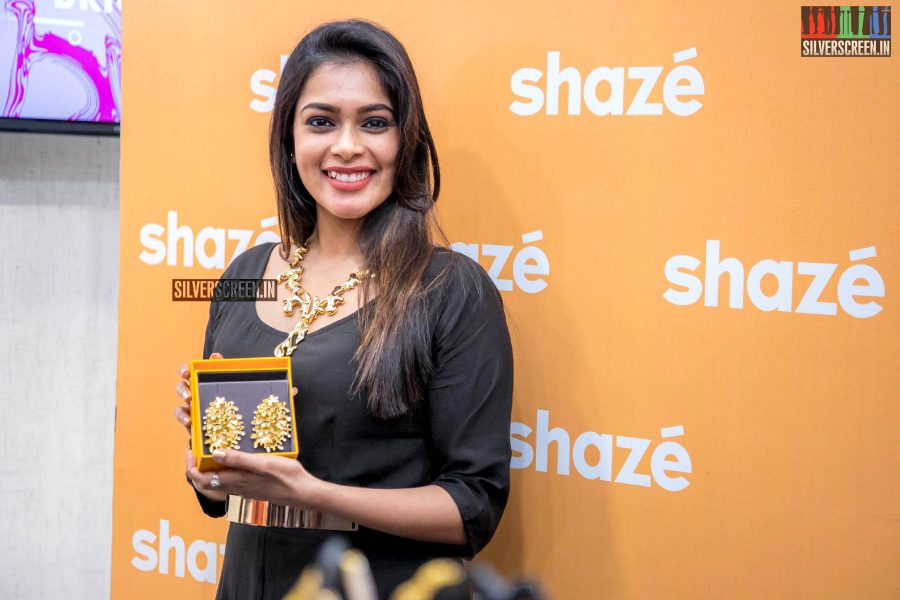 Kiki Vijay At A Fashion And Lifestyle Store Launch