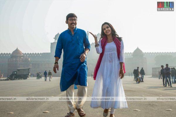 LKG Movie Stills Starring RJ Balaji, Priya Anand