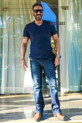 Ajay Devgn Promotes 'Total Dhamaal'