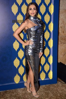 Malaika Arora Khan At The National Jewellery Awards 2018