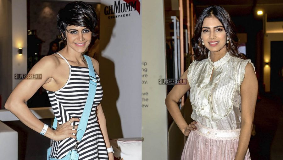 Malavika Mohanan & Mandira Bedi At The Luxury Lifestyle Weekend 2019