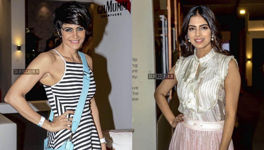 Malavika Mohanan & Mandira Bedi At The Luxury Lifestyle Weekend 2019