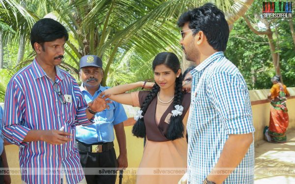 Mayanadhi Movie Stills Starring Abi Saravanan, Venba