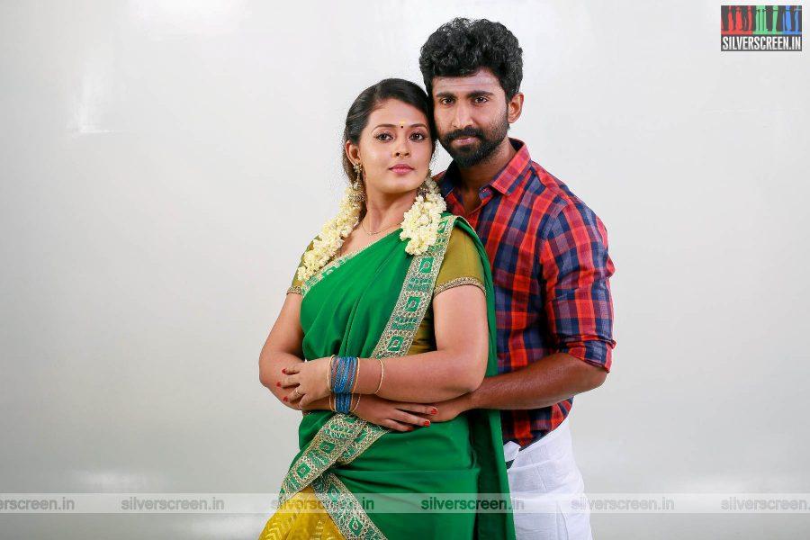 Namma Oorukku Ennathan Aachu Movie Stills Starring Mahendran, Miya Sri