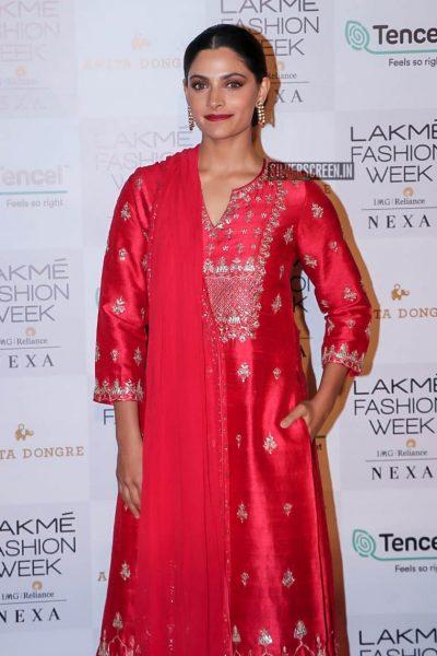 Celebrities At Lakme Fashion Week Summer/ Resort 2019 – Day 2