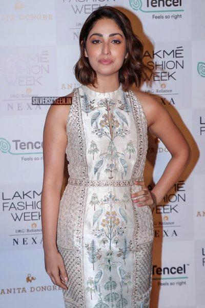 Yami Gautam At Lakme Fashion Week Summer/ Resort 2019 – Day 2