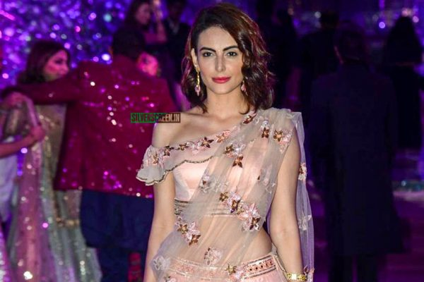 Mandana Karimi At The Azhar Morani Sangeet