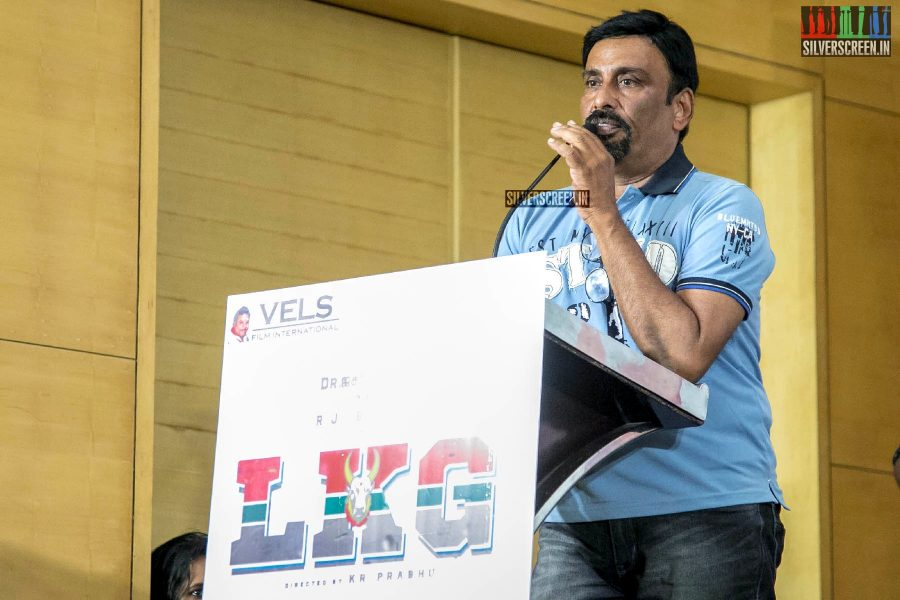 'LKG' Success Meet Photos