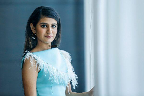 Priya Prakash Varrier Promotes 'Lovers Day'