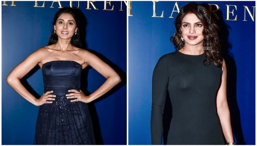 Priyanka Chopra, Pernia Qureshi At A Store Launch