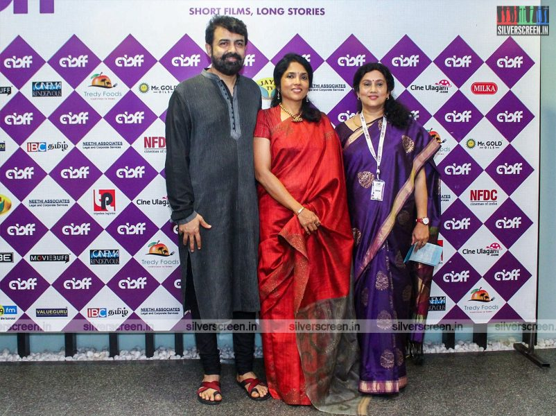 Rajiv Menon At The Launch Of 6th Chennai International Short Film Festival
