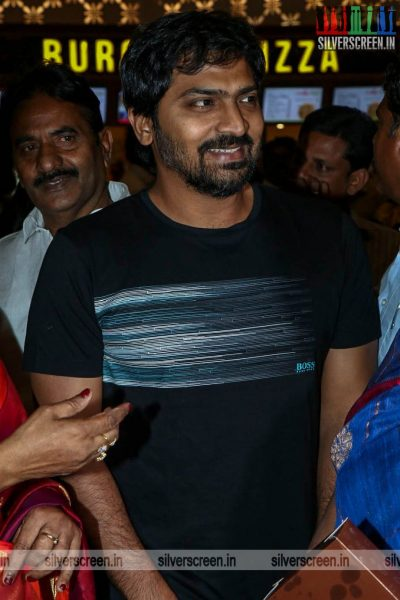Vaibhav At The Launch Of EVP Carnival Cinemas In Chennai