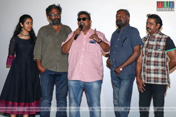 Ram, Mysskin At The Launch Of EVP Carnival Cinemas In Chennai