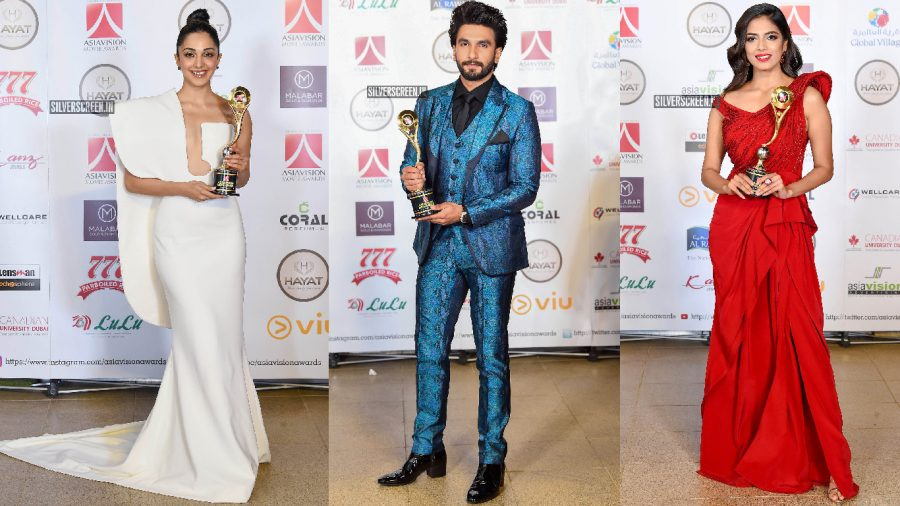 Celebrities At Asiavision Movie Awards 2018