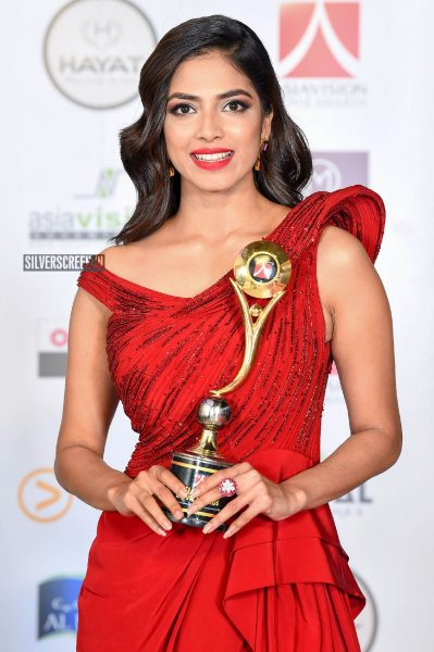 Malavika Mohanan At Asiavision Movie Awards 2018