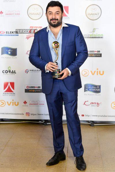 Arvind Swami At Asiavision Movie Awards 2018